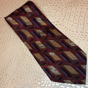 Abstract Multicolor Geometric Tie